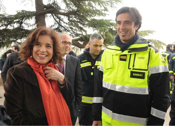90 millones de euros para renovar el equipamiento en los parques de bomberos (2/6)