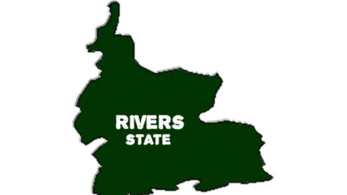 River State Map