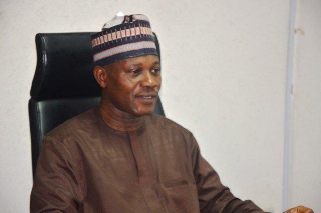 Former DG NEMA AvM Muhammad Mohammec