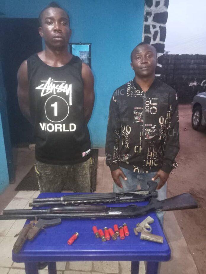 Darlington Ogubike and Ihuoma Emeriole
