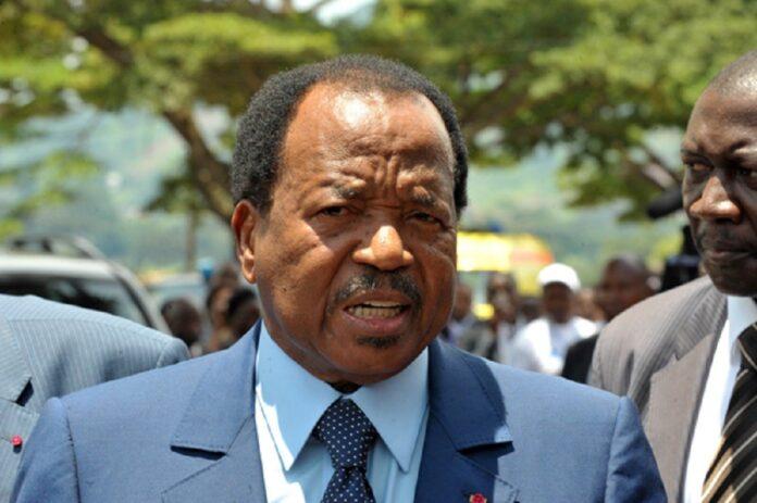 Paul Biya, Cameroon President