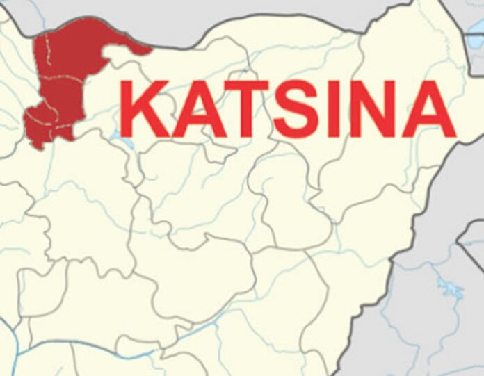 Map of Katsina State