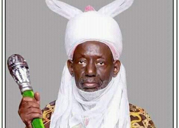 Late Gaya Emir, Alh Abdulkadir