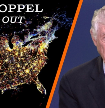 Ted Koppel Goes Full Prepper in Lights Out Cyber Attack Book