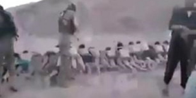 Viral video shows the Mass Murder of 200 Assyrian Children by ISIS in Syria