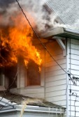 15723842-flames-and-smoke-of-a-bad-house-fire Disaster Survival