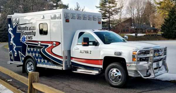 Montcalm County EMS | Emergency Vehicles Plus