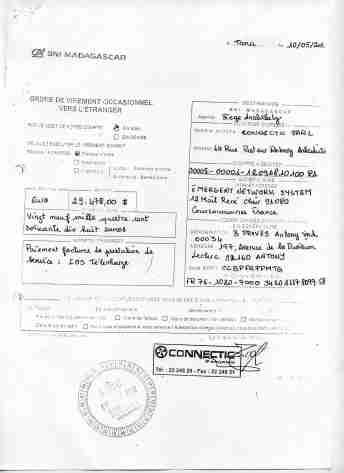 2012 virements bancaires tous signés par RANARISON Tsilavo 15-min