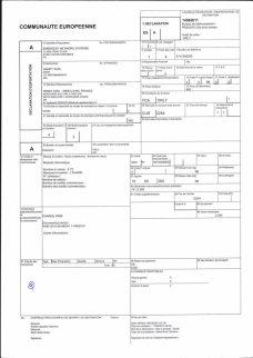 Envoi d'EMERGENT à CONNECTIC dossier douanes françaises EX1 2010_Page18