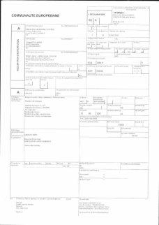Envoi d'EMERGENT à CONNECTIC dossier douanes françaises EX1 2010_Page19