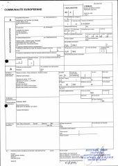 Envoi d'EMERGENT à CONNECTIC dossier douanes françaises EX1 2010_Page27