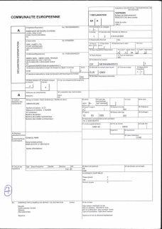 Envoi d'EMERGENT à CONNECTIC dossier douanes françaises EX1 2010_Page5