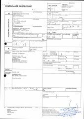 Envoi d'EMERGENT à CONNECTIC dossier douanes françaises EX1 2011_Page9