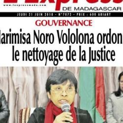 Affaire RANARISON Tsilavo contre Solo - Tous les jugements qui ont été rendus par les tribunaux malgaches VIOLENT la loi à Madagascar et tous les jugements sont tous en faveur de RANARISON Tsilavo