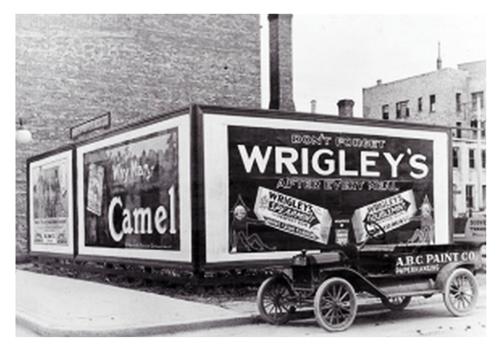 Early billboard