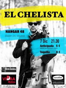 EL CHELISTA @ Hangar 48