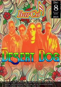 DESERT DOG @ Sala BarCo
