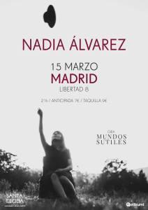NADIA ÁLVAREZ @ Café Libertad 8