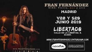 FRAN FERNÁNDEZ @ Café Libertad 8