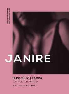 JANIRE @ Sala Contraclub