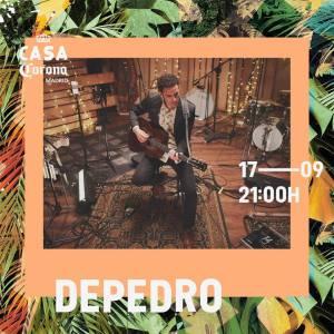 DEPEDRO @ Casa Corona