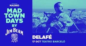 DELAFÉ @ Teatro Barceló