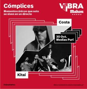 KITAI+ COSTA GAMBERRO @ Medias Puri