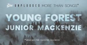YOUNG FOREST + JUNIOR MACKENZIE @ El Perro de la Parte de Atrás del Coche