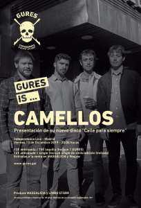 CAMELLOS @ Independance CLUB