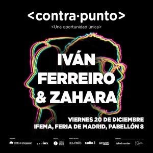 IVÁN FERREIRO + ZAHARA @ IFEMA