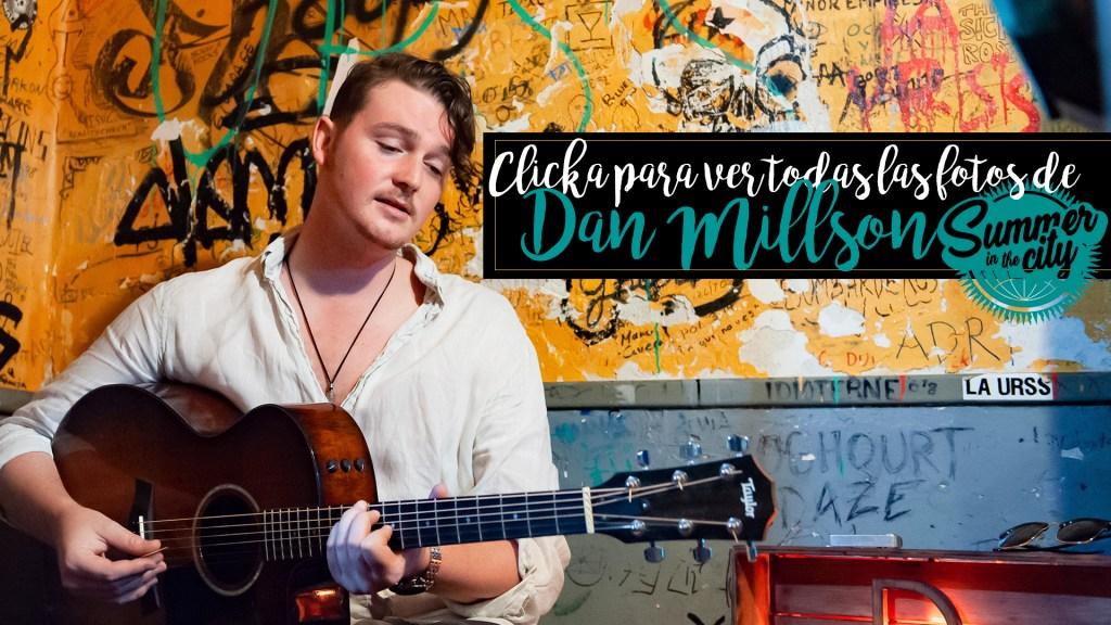 Dan Millson - Summer in the city, El Sol