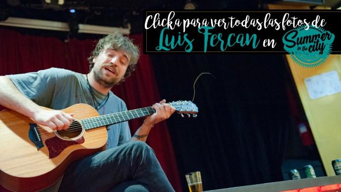 Luis Fercán - Summer in the city, El Sol