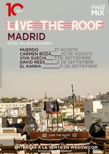 MUERDO (LIVE THE ROOF) @ Hotel Riu