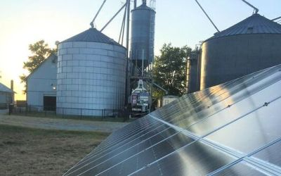 Emergent Solar Energy Harlow Farms Project Featured in Successful Farming