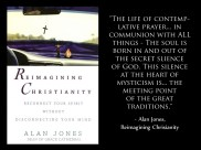 ConPrayer induces ecumenical & panthiestic worldview