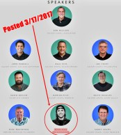 CCA conference 3/17/2017 with Ryan Ries added