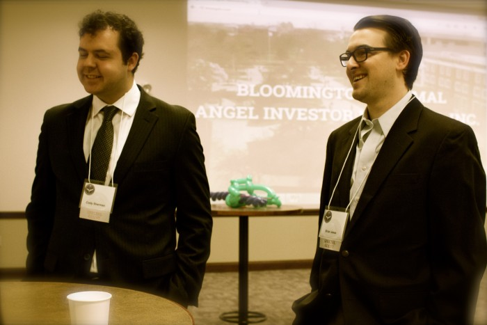 Bloomington Normal Angel Investor Network 2014 Q1