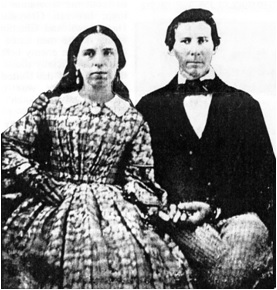 George and Diana Sandoe