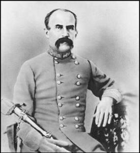 Major General Isaac Trimble