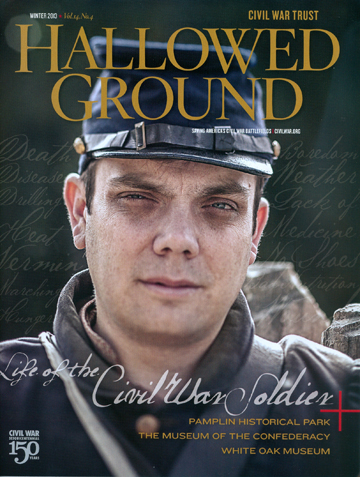 HallowedGroundW13-cover