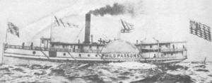 The American Steamer The Philo Parsons