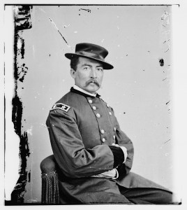 Major General Philip H. Sheridan. Courtesy of the Library of Congress.