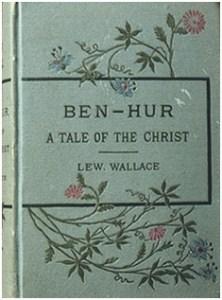 An original copy of Ben-Hur.