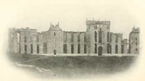 The aftermath of Hunter's Raid. The burned ruins of the Virginia Military Institute in Lexington, VA.