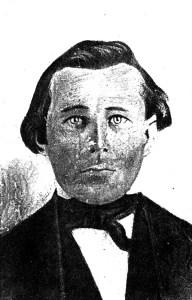Private Joshua W. Bowman, 37th North Carolina
