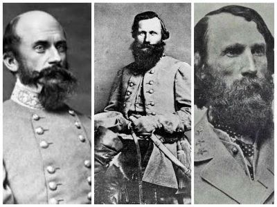 Three options for corps command in 1863