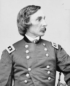 Major General Gouverneur K. Warren; Meade's 5th Corps Commander