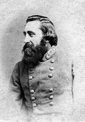 Maj. Gen. William Bate