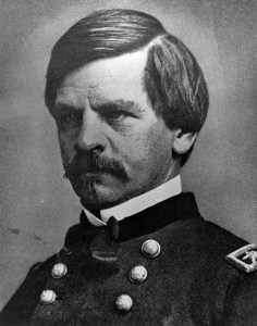 Union Major General Nathaniel P. Banks