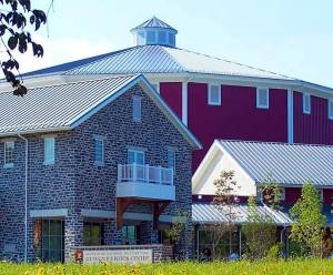 Gettysburg National Military Park Visitor Center (Photo from Gettysburg Foundation)